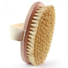 The benefits of body brushing
