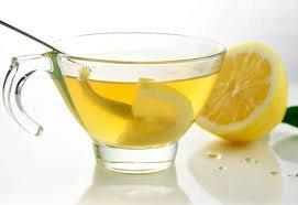 Wake up to lemon water
