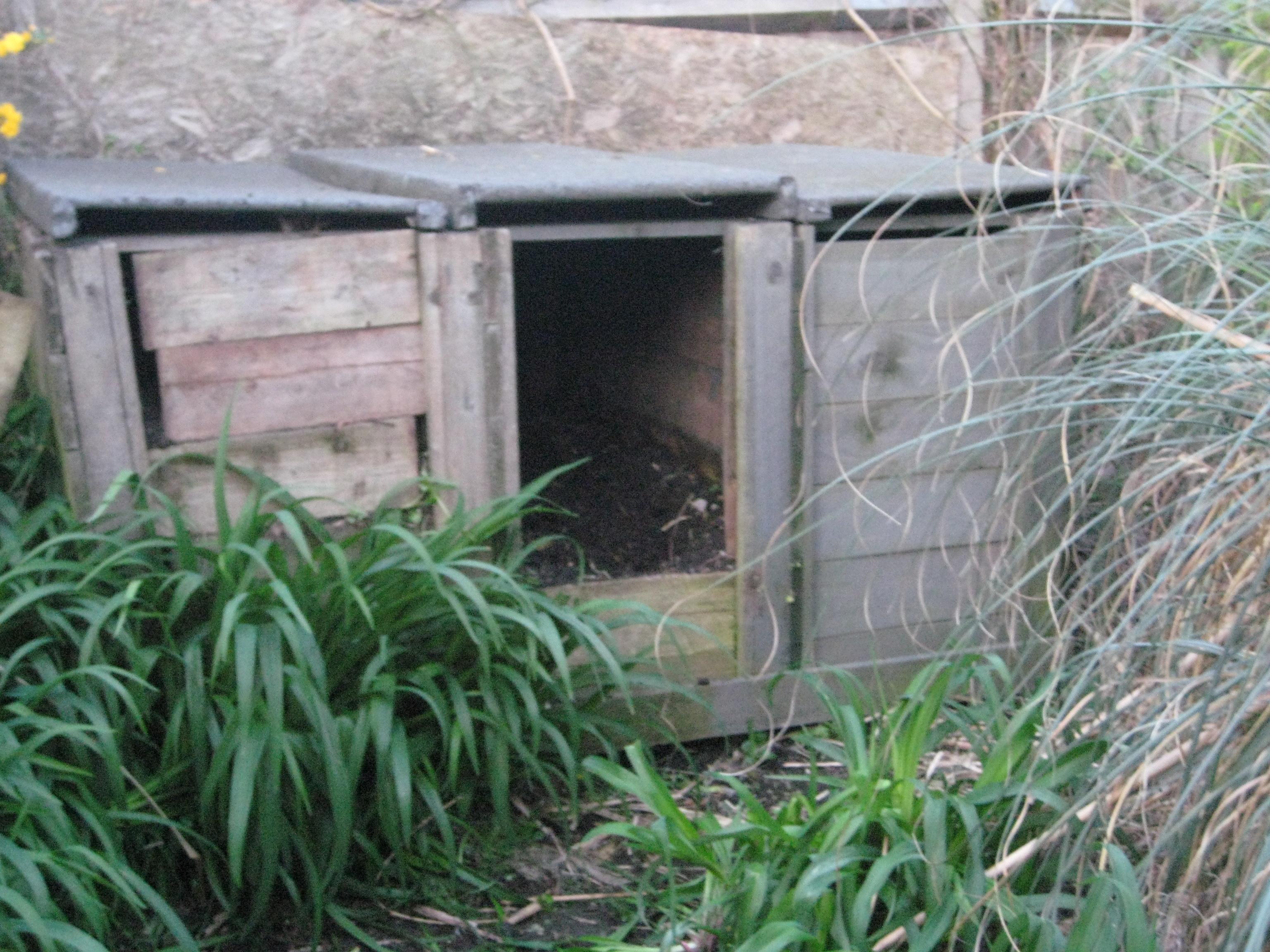 Start a biodynamic compost heap