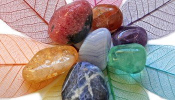 The benefits of crystals –  colours and chakras
