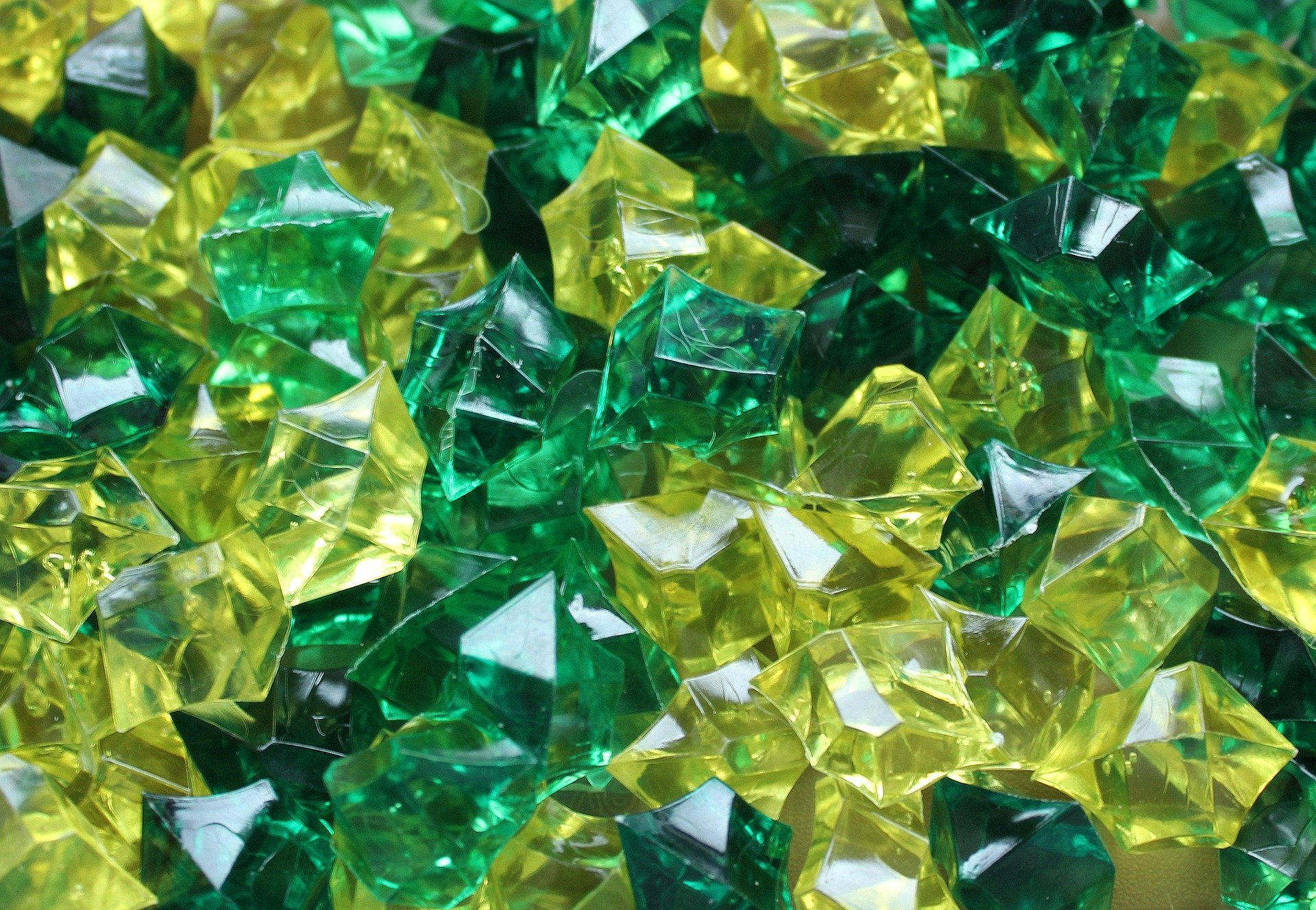The benefits of green crystals