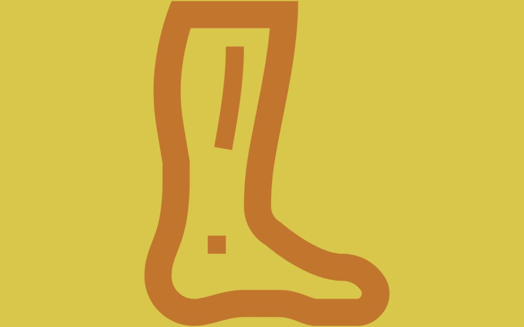 Lower legs, veins