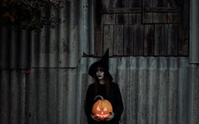 Halloween, witches and Samhain